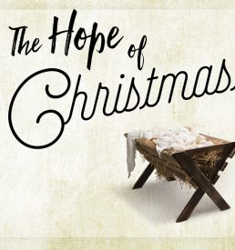 The Hope of Christmas: The One Born King